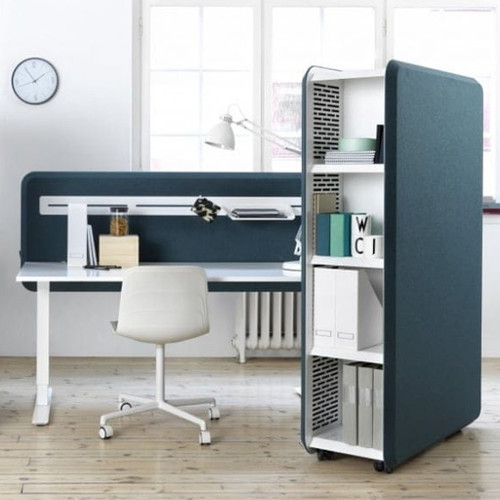 Domo Storage Acoustic Office Divider