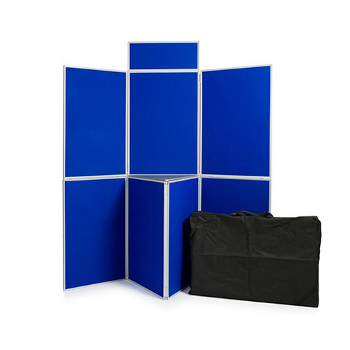 Lightweight Folding Display Board 7 Panels