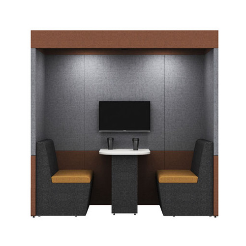 Zen 03 Acoustic Meeting Booths