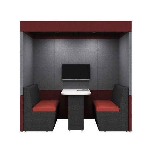 Zen 04 Acoustic Meeting Booths