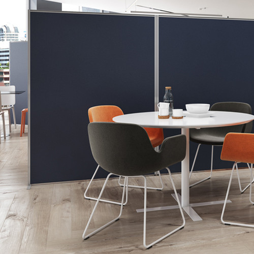 Protect Vinyl Office Partition Screen