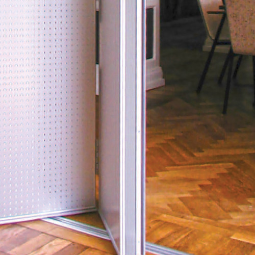 The DIVIDERS-MW operable folding walls offer up to 49dB sound isolation.