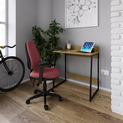 Kyoto Desk Workstation Ergonomic Work and Study Furniture for your Home and Office