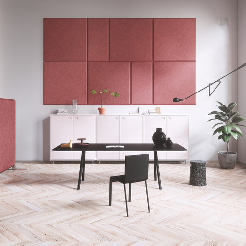 Abstracta Domo Acoustic Wall | Sound Absorbing Interior Decor  | Home and Office