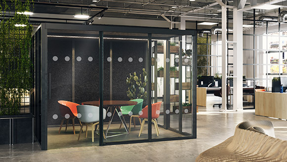 Office Enclosures New Products