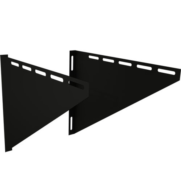 """6"""" Stainless Steel Triple Wall Console Support 100-200"""