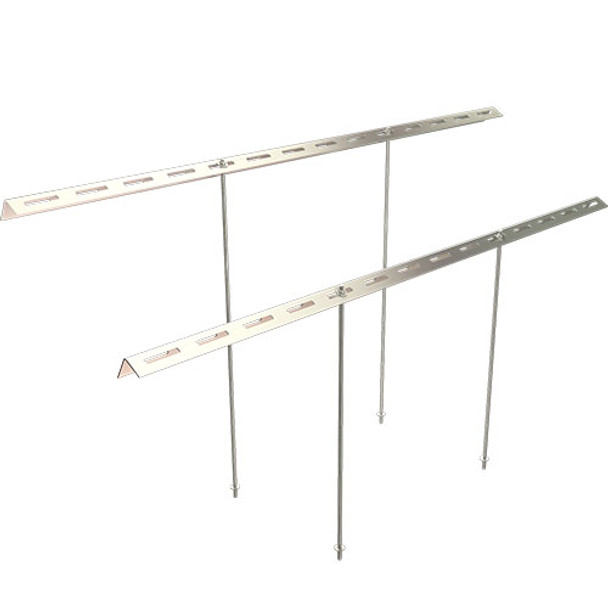 Triple Wall Suspension Rods