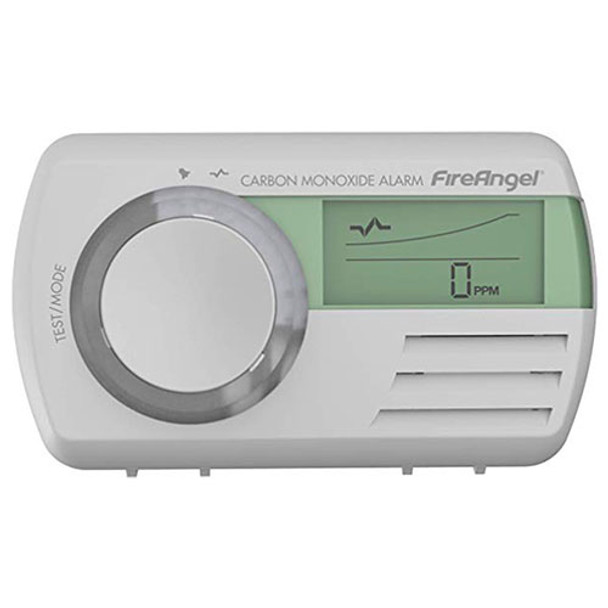 Fire Angel Digital Carbon Monoxide Detector