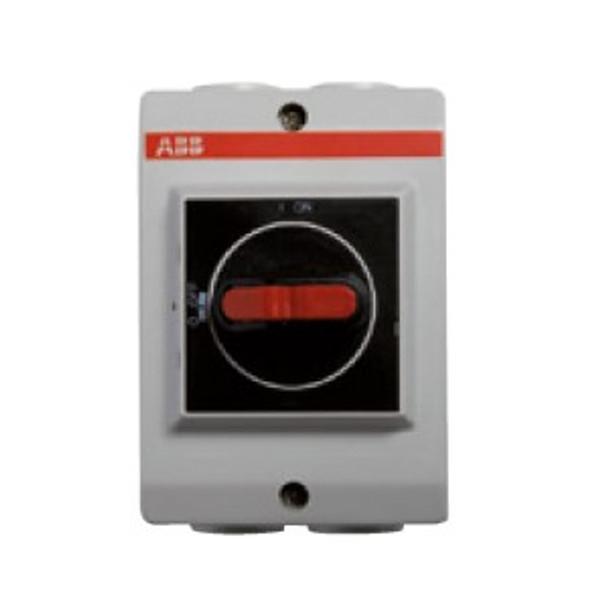 4-pole isolation switch