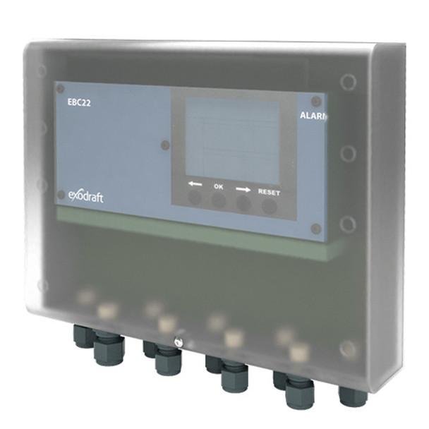 Constant pressure regulation incl. XTP-sensor TPFEBC22