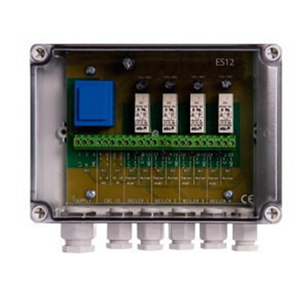 Relay box for TPFEBC24 (up to 4 boilers)