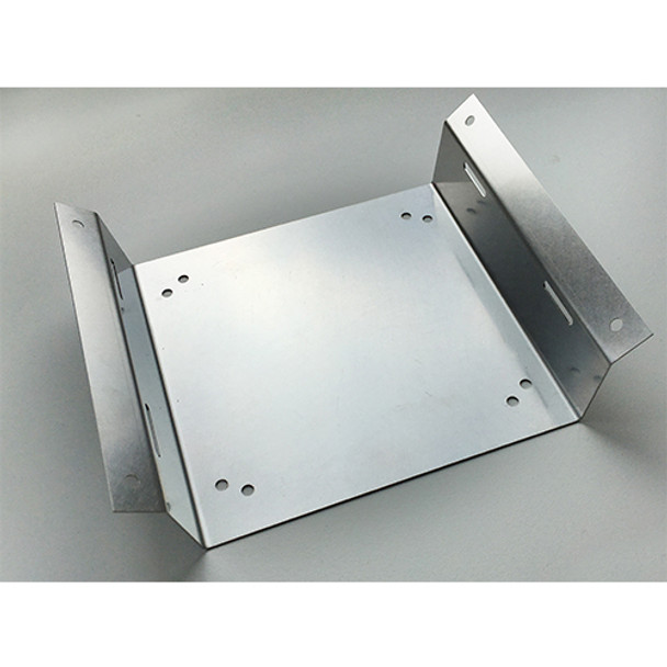 Power unit mounting kit for steel chimney