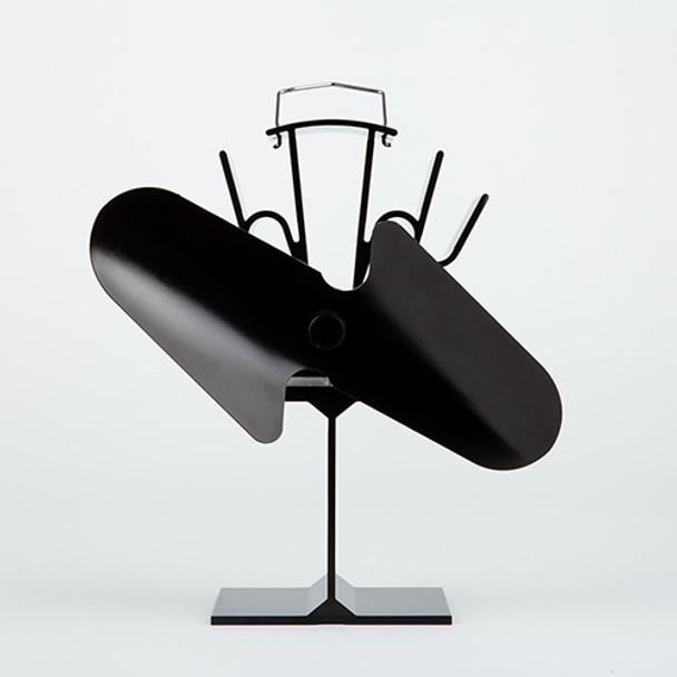 2 Blade Heat Powered Stove Fan