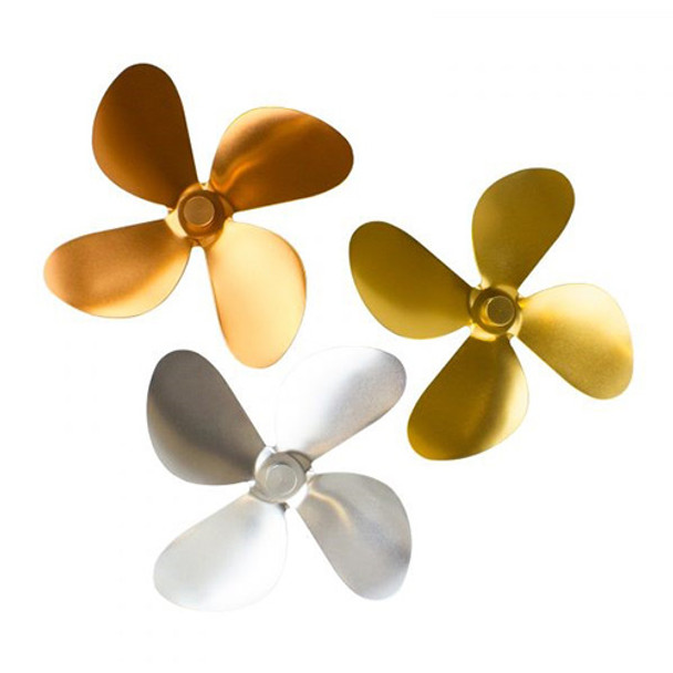 3 Coloured Interchangeable Blades