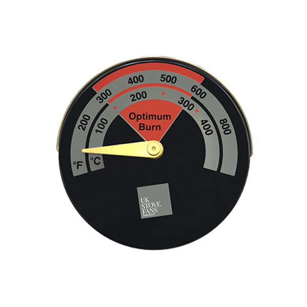 60mm Magnetic Flue Pipe Stove Temperature Gauge
