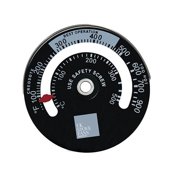 65mm Magnetic Flue Pipe Stove Temperature Gauge