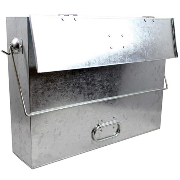 Galvanised Steel Ash Caddy
