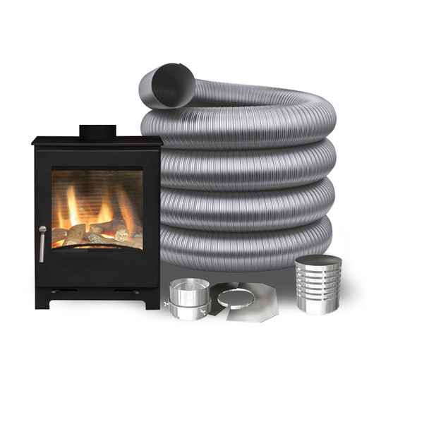 Woodford Natural Gas Stove - Basic Pack 1