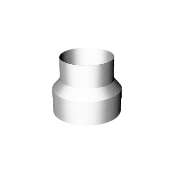 """6"""" Stainless Steel Continental Stove Adapter"""