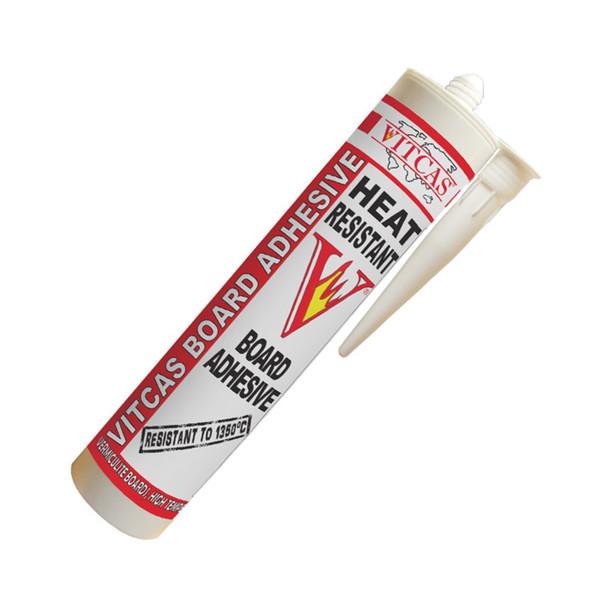 Vitcas Heat Resistant Board Adhesive 310ml (up to 1300ºC)