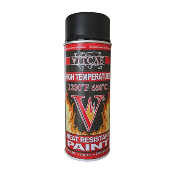 Vitcas Heat Resistant Paint 400ml
