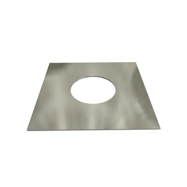 """7"""" Galvanised Steel Top Plate"""