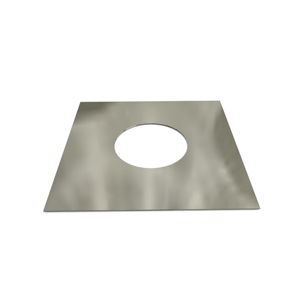 """8"""" Galvanised Steel Top Plate"""
