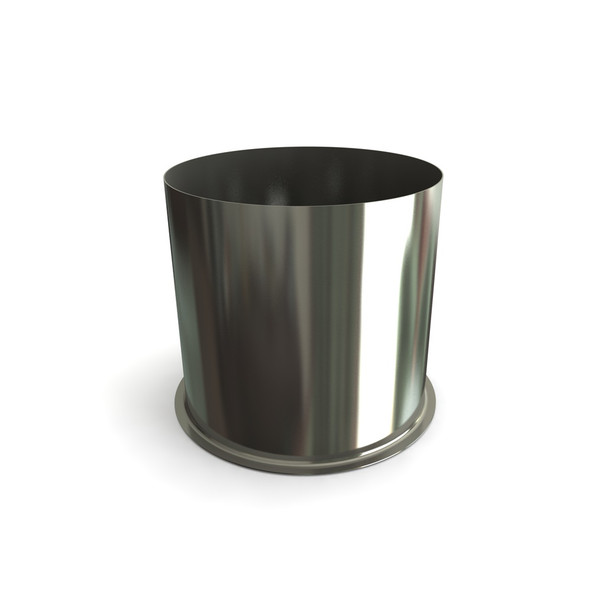 """7"""" Galvanised Steel Protection Sleeve"""