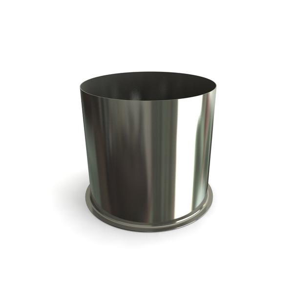 """8"""" Galvanised Steel Protection Sleeve"""