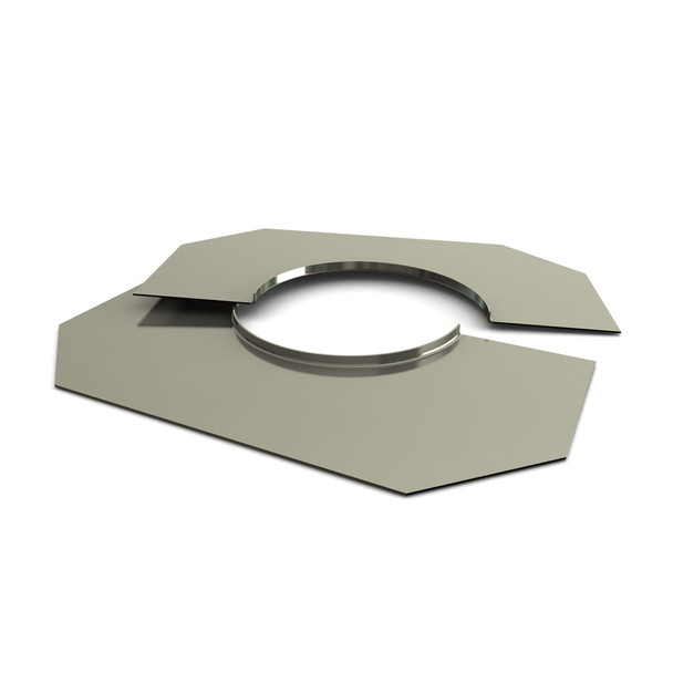 """7"""" Gas Clamp Plate"""