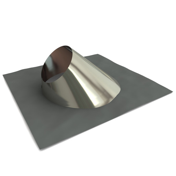 Stainless Steel Lead Flashing 35 - 50 Degrees