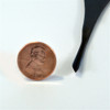 """Flexcut FR317 Palm 45° x 5/32"""" V-Tool shows the size of the V compared to a penny."""