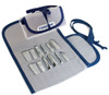 12 Pc Chisel Set in Pouch