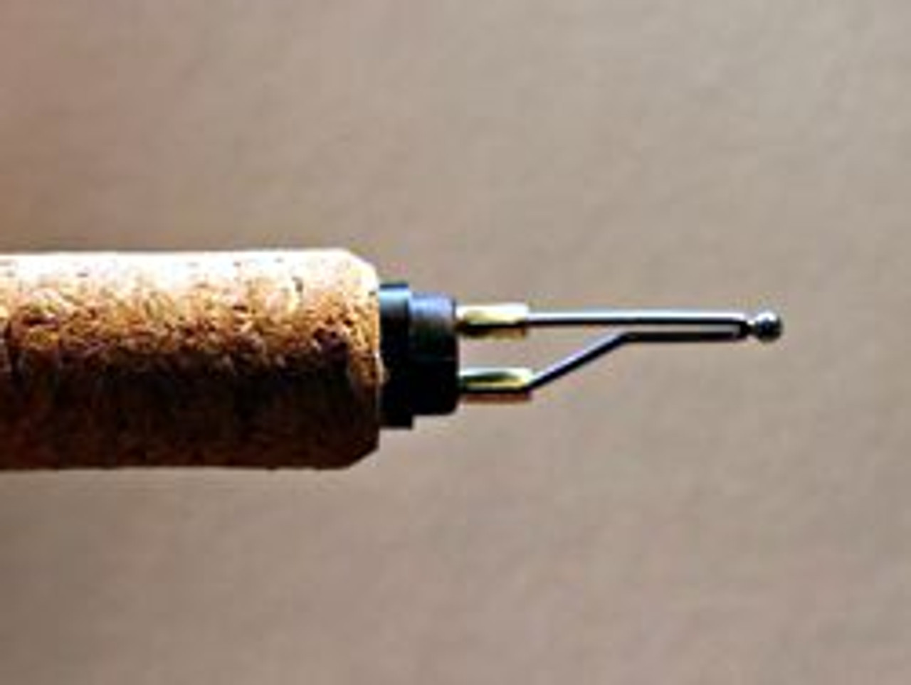 "Colwood Ball Fixed Tip Woodburning Pen Ball 3 with a 09375"" diameter (2.3 mm) ball."