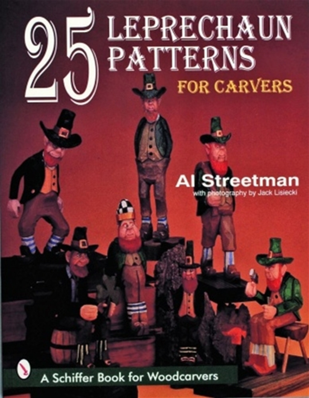 25 Leprechaun Patterns for Carvers