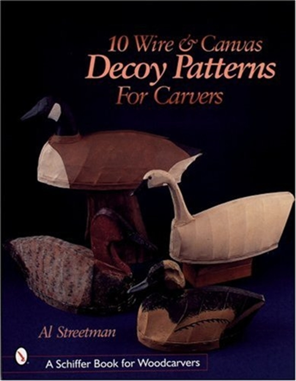 10 Wire and Canvas Decoy Patterns For Carvers