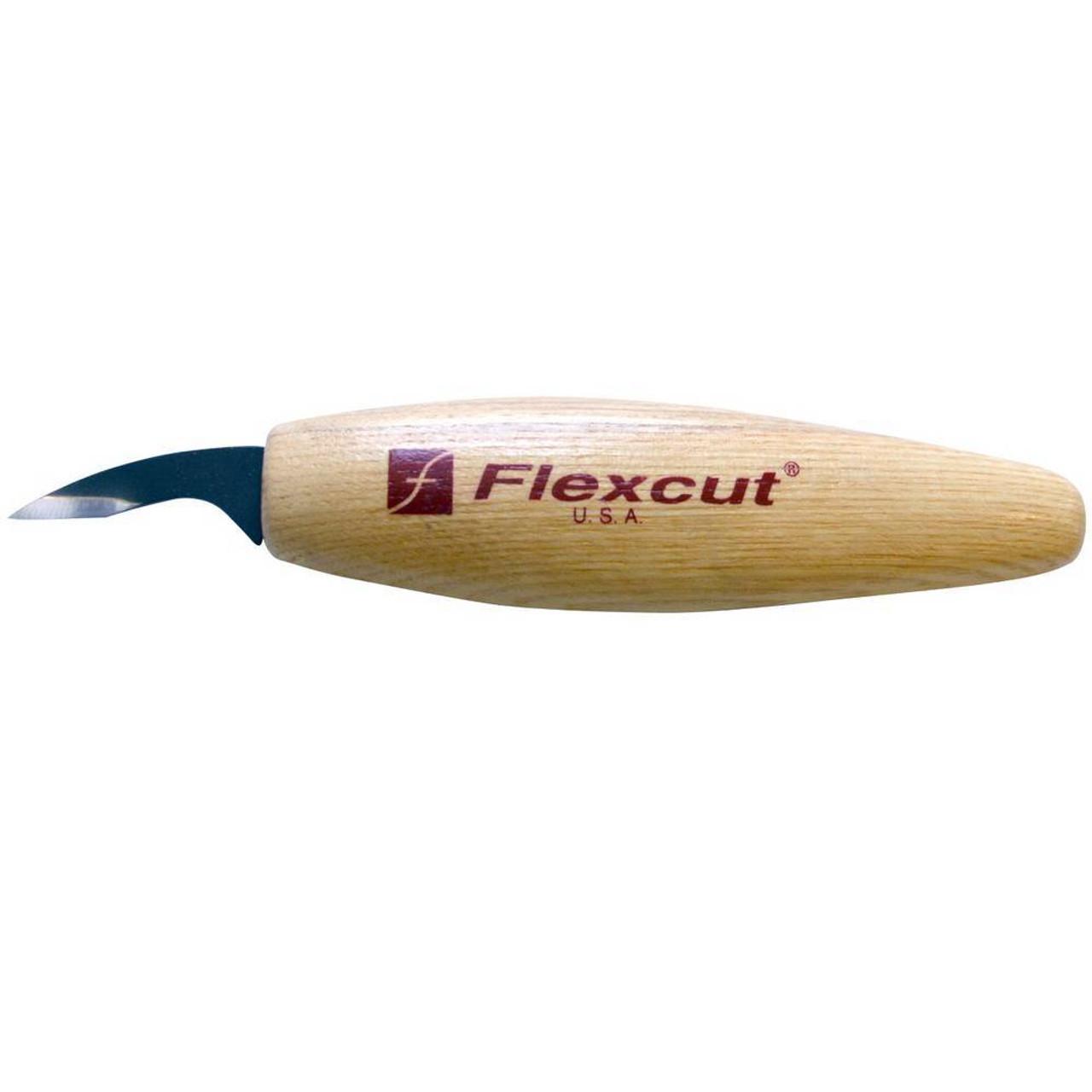 Flexcut KN35 Fine Detail Knife.