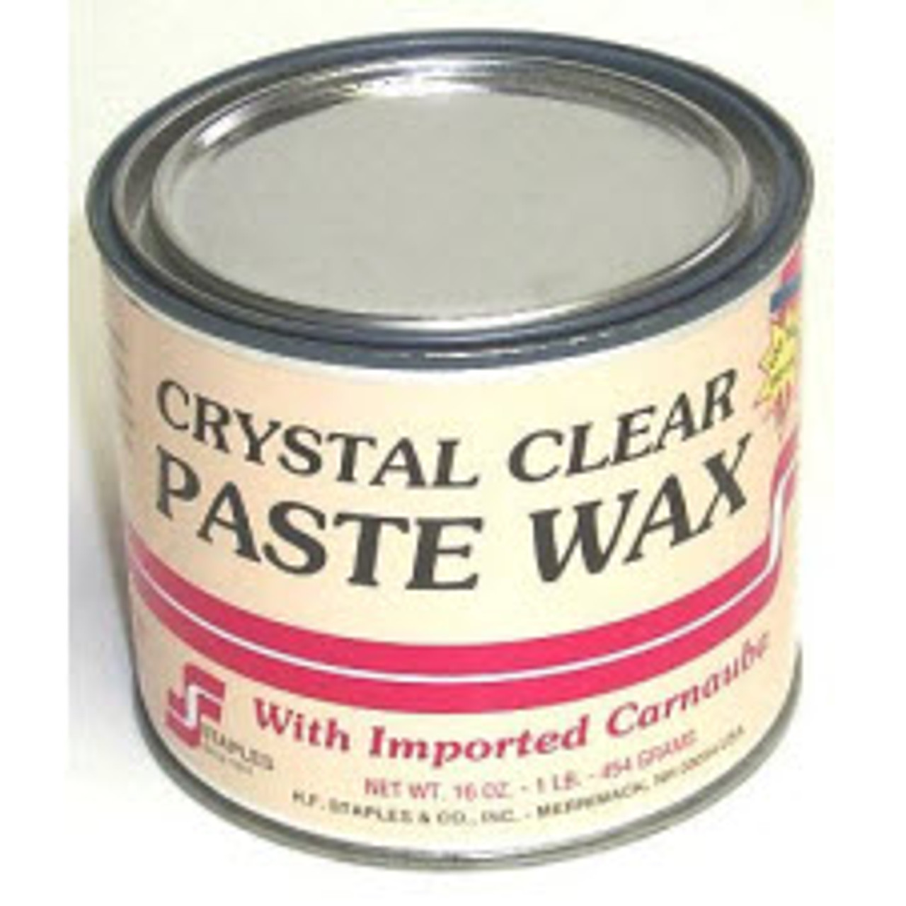 Miracle Wood Paste Wax
