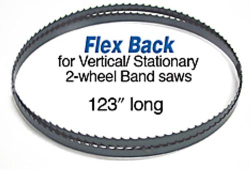 """Olson Flex Back Band Saw Blade 123"""""""