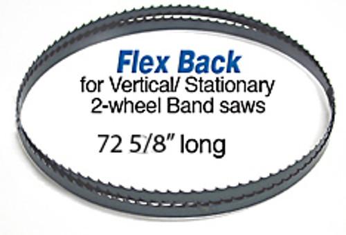 """Olson Flex Back Band Saw Blade 72 5/8"""""""
