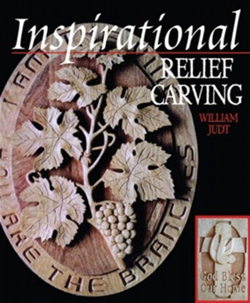 Inspirational Relief Carving allows you to express your faith through the art of relief carving