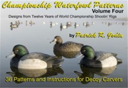 Championship Waterfowl Patterns  Volume Four