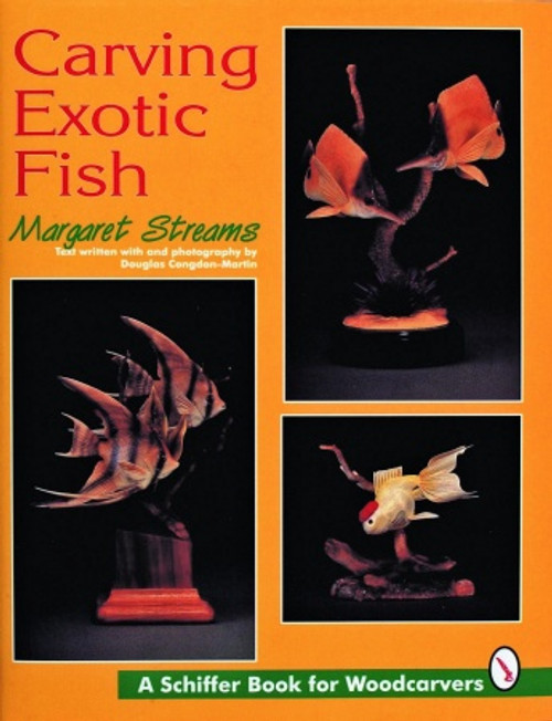 Carving Exotic Fish Book