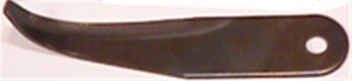 Warren Left Hand Convex Blade features special left curve made for left hand user's.