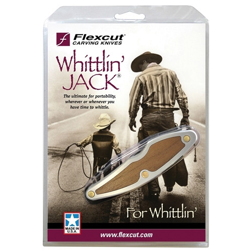Flexcut Whittlin' Jack in original package.