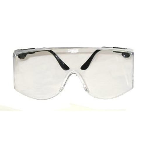 Looking Straight at the MCR Safety Glasses.
