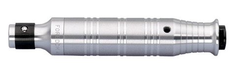 "Foredom H.44T Handpiece  . Model # H.44T  5-5/8""  long 1"" diameter (center) and 3/4"" diameter (taper)."