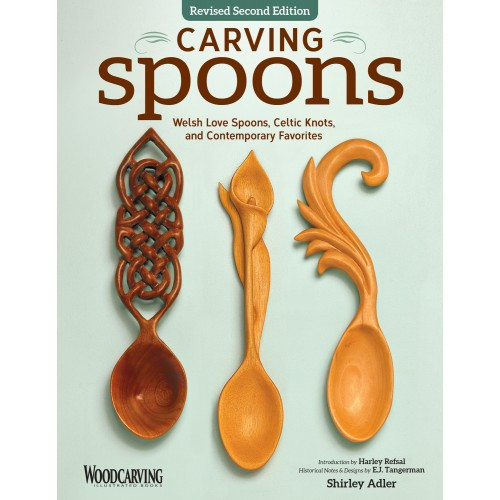Carving Spoons Revised 2nd Edition