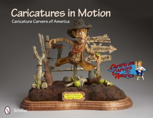 Caricatures in Motion book