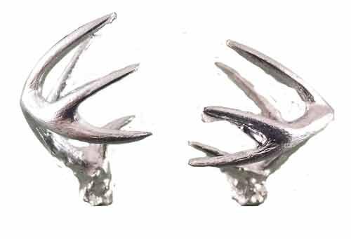 Small Cast Deer Antlers.